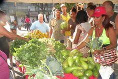 Mercado comunal a cielo abierto se despliega el próximo viernes en La Guaira