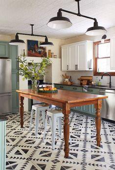 Kitchen (via unknown source)