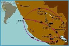 Lima Peru Map PERU SURF GUIDES PERU SURF MAP Lima Peru - Peru map lima