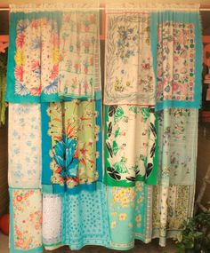BELLE EPOQUE Handmade Gypsy Curtains by BabylonSisters on Etsy