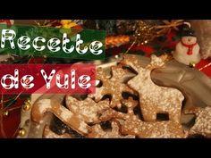 Recette⎜Biscuits de Yule - YouTube