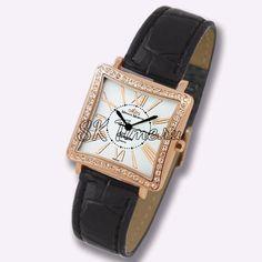 Женские кварцевые наручные часы Каприз 567-8-4 Белый