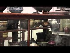 ▶ Tom Turners Pottery Collection - YouTube Clay Videos, Pottery Videos, Pottery Workshop, Will Turner, Ceramic Artists, Artist At Work, Cobalt, Liquor Cabinet, Stoneware