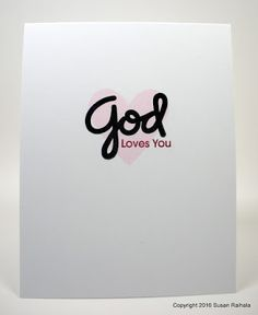 Simplicity: God Loves You