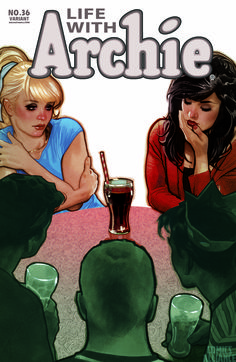 Exclusive: Adam Hughes' 'Death Of Archie' Variant Cover