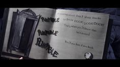 The Babadook Book Clip