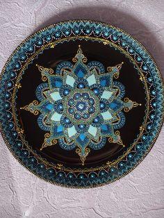 Точечная роспись. Mandala Doodle, Mandala Drawing, Mandala Painting, Dot Art Painting, Ceramic Painting, Mandala Design, Aboriginal Dot Art, Rock Painting Ideas Easy, Circle Art