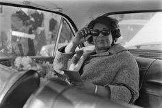 Ella Fitzgerald arriving at Schiphol Airport in Amsterdam, of April Photo by Ruud Hoff. All That Jazz, That Way, Ella Fitzgerald, First Down, Jazz Musicians, Jazz Blues, Music Is Life, The Twenties, Movie Stars