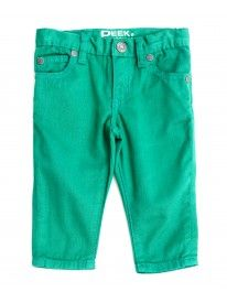 Baby Twill Slouch Jean