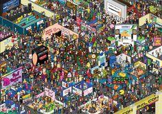 Per Geek: quanti personaggi riuscite a riconoscere?