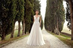 Eddy K Style Sweet, boho look with delicate beaded lace. Colors: Champagne / Ivory / Skin Ivory / Ivory / Skin Contact a store and book your appointment today Wedding Dresses 2018, Luxury Wedding Dress, Country Wedding Dresses, Designer Wedding Dresses, Bridal Dresses, Gown Wedding, Formal Dress Stores, Illusion Dress, Bridal And Formal