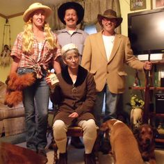 The Beverly Hillbillies. Hillbilly CostumeRedneck CostumeHillbilly PartyHalloween Party IdeasHalloween ...  sc 1 st  Pinterest & Dark Brown The Hillbilly Beard | Lion King Scar Costumes | Pinterest ...