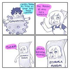 Funny Spanish Memes, Spanish Humor, Funny Memes, Cassandra Calin, Comedy Central, Otaku Anime, Funny Comics, Akira, Cartoon Art