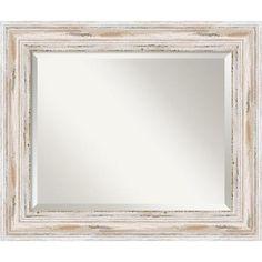 Amanti Art Alexandria Wall Mirror - Walmart.com