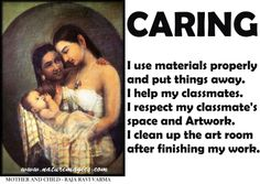 IBLEARNER PROFILE - Caring