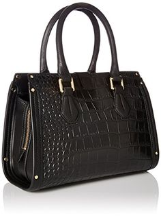 1eceb0dad30d9 Calvin Klein Laiken Croco Novelty Satchel. Just Woman Things · Handbags for  Woman