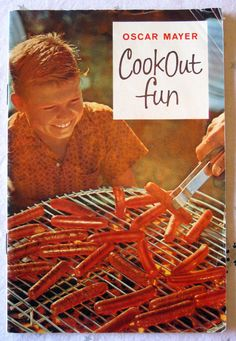 1959 Oscar Meyer CookOut Fun cookbook by SkookumIndustries on Etsy, $6.00