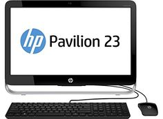 HP-Pavilion-23-g110-23-Inch-All-in-One-Desktop #computers #DesktopPC
