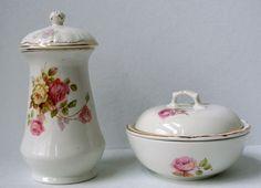 Victorian Shabby Chic Myott Son & Co England by WallflowerAntiques, $45.00