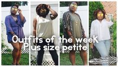 04469f3aa4c Outfits of the week (plus size petite) summer 2016~boho twist~