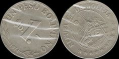 *Lucernae* Bolivia 1 Peso Boliviano 1974 ( S 284 )  Price : $1.00  Ends on : 5 days Order Now