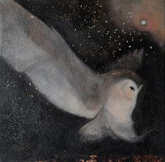 Catherine Hyde (English contemporary) ~ The Soft Night Descending