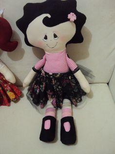 Essa é a Nayatha  Bonecas Coleção Rebeca Sapeca  By Renata Deichsel www.saldaterrapatchwork.blogspot.com face: Renata Deichsel