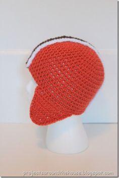 Football helmet crochet pattern free projects around the house crochet football helmet hat pattern dt1010fo