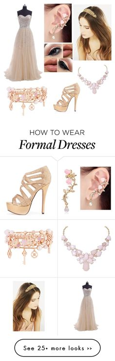 """Roupa formal"" by sophia-cristina-1 on Polyvore"