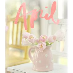 Welcome April! Frescura para un mes lleno de grandes expectativas…