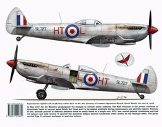 Spitfire XVI RAF