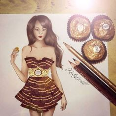 25 Beautiful Color Pencil Drawings and Creative Art works by Kristina Webb Kristina Webb Drawings, Kristina Webb Art, Fashion Design Drawings, Fashion Sketches, Moda 3d, Pencil Drawings, Art Drawings, Drawing Faces, Drawing Hair