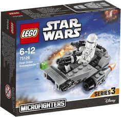 lego star wars first order snowspeeder by tormentalous