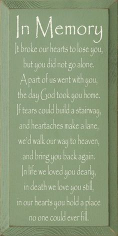 In loving memory of my Mimi. Not a day goes by that I don't think about you, that I wish I could call and vent to you. You are my guardian angel always looking out for me. I miss you more and more every day! I love you. Great Quotes, Quotes To Live By, Me Quotes, In Memory Quotes, Father Quotes, In Memory Of Dad, Rest In Peace Quotes, Rest In Peace Message, Peace Poem