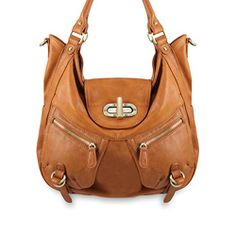 Expandable Shoulder Bag
