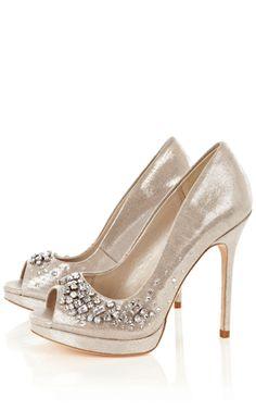 cba2129bbb5907 Bridesmaids beautiful Karen Millen shoes Dream Shoes