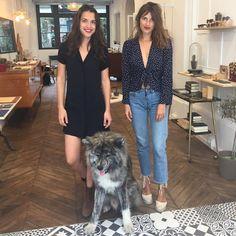 Come visit my big sister's beautiful boutique @ateliercouronnes . 6 rue du Château d'Eau 75010 Paris.