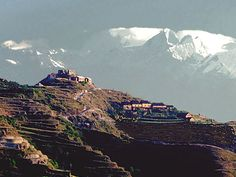 Nagarkot (Kathmandu) I Really miss those drives up to the hills.