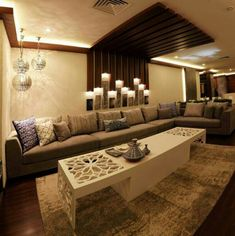 Arabic style for a Living room