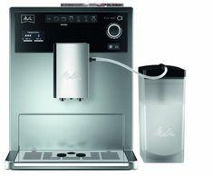 Melitta E 970-101 silber Kaffeevollautomat Caffeo CI