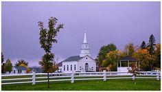 Craftsbury, Vermont.