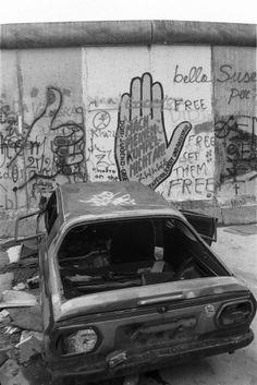 Das Ende der Adalbertstr. in Berlin-Kreuzberg West Berlin, Berlin Wall, East Germany, Berlin Germany, The Originals, Austria, Germany, German, Berlin
