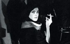 Susan Sontag  (Photo, 1962)