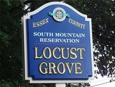 Gone Hikin': South Mountain Reservation, NJ: Locust Grove to Mayapple Hill