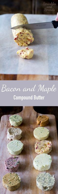 Yes, bacon, maple and butter!!! This is an addictive butter that works on…