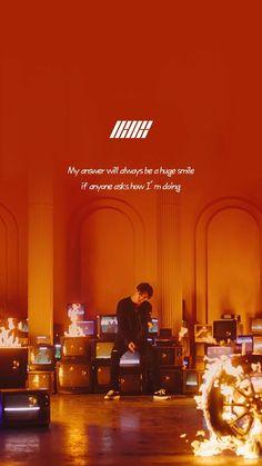 Kim Jinhwan, Chanwoo Ikon, Good Music Quotes, Lyric Quotes, Qoutes, Bobby, Album Digital, Ikon Songs, Seoul