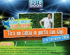 Concorso a premi Safe Book - Durex: vinci un tiro in porta con Gigi Buffon - http://www.omaggiomania.com/concorsi-a-premi/concorso-premi-safe-book-vinci-tiro-porta-gigi-buffon/