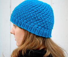 Piazza Hat, free pattern