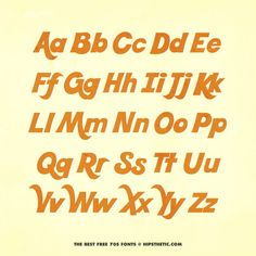background The Best Free Fonts - Hipsthetic Free 70s Fonts, Funky Fonts, 1970s Fonts, Vintage Typography, Typography Fonts, Poster Fonts, Japanese Typography, Typo Logo, Gig Poster