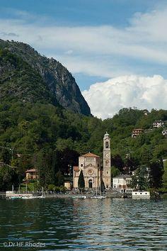 San Lorenzo, Tremezzo, Lake Como, Italy